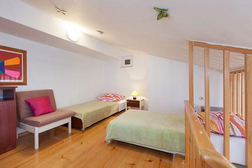 9 a4k3 vila nela tucepi bedroom2c