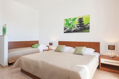 4 a31k1 vila nela tucepi bedroom1b